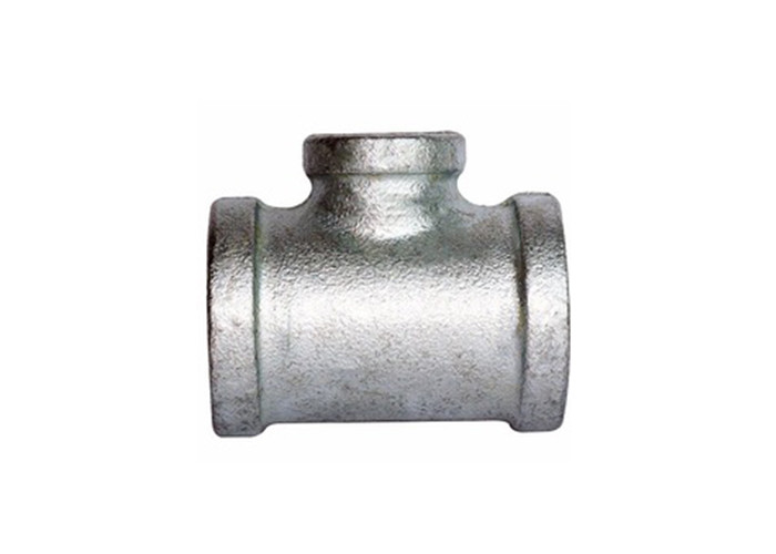 Fireproof Cast Iron Tee Plumbing Tee Fittings With Advanced Metallurgical Processing